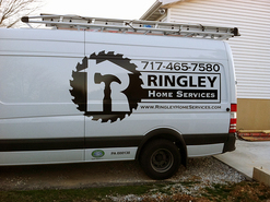 Ringley Home services 717-465-7580 Lead-safe certified firm